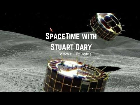 Japan lands on the asteroid Ryugu | SpaceTime with Stuart Gary S21E76 | Astronomy Podcast