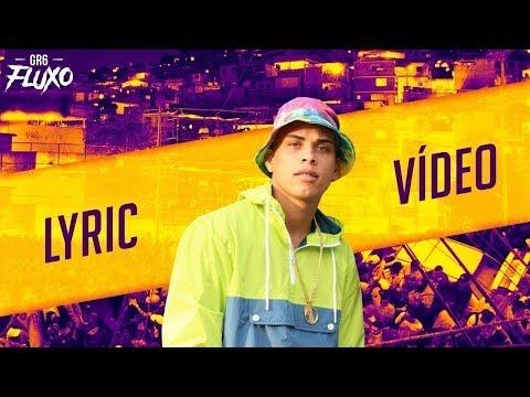 MC Novinho Da Praça - Segunda Intenção (Lyric Video)