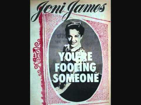 Joni James - You're Fooling Someone (1953)