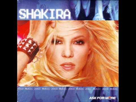 Shakira - Ask For More (Pepsi Single)