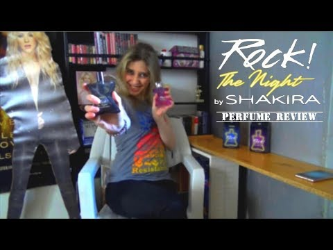 Rock The Night By Shakira For Men/women Review