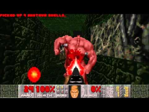 "[DOOM 2] Birthday Doom 2015 - MAP01 ""Alien XVII: The Repurposing"" FDA"