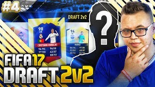 FIFA 17 | DRAFT 2v2 #4 - ŚLEPY DRAFT! /N3jxiom