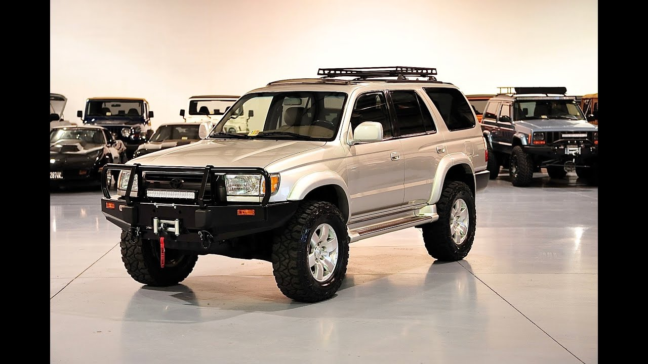 Lifted 4runner For Sale >> Davis Autosports Brand New Lifted 4runner For Sale