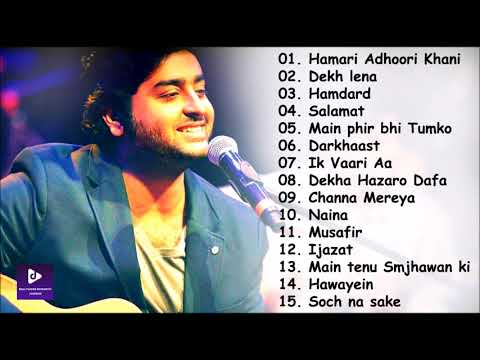 ARIJIT SINGH BEST HEART TOUCHING SONGS  TOP 15 SAD SONGS OF ARIJIT SINGH