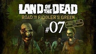 LAND OF THE DEAD #7 - Escapando, Callejones, Hotel