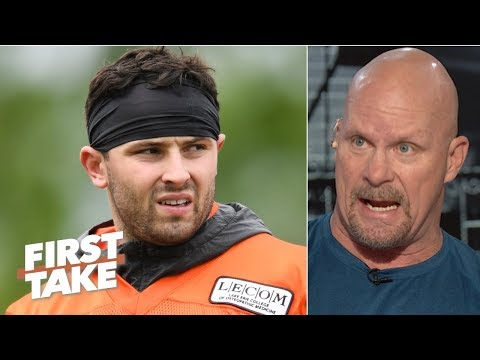 The Stansbury Show - Stone Cold Steve Austin Loves Baker Mayfield