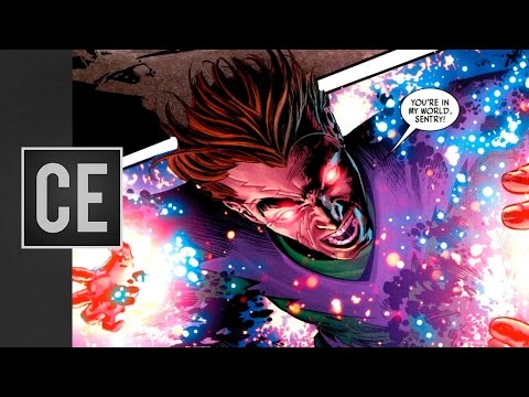 Secret Wars 2015 Lead Up: Molecule Man/Owen Reece