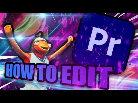 HOW TO EDIT GAMING VIDEOS [PREMIERE PRO TUTORIAL]