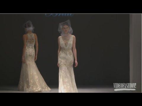 Badgley Mischka Bridal Spring/Summer 2015 - Bridal Fashion Week | VF SPECIALS