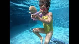 Swimming Dad - Vladimir Anusic - Swim For Life!