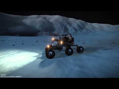 Elite Dangerous: Horizons, Glacier