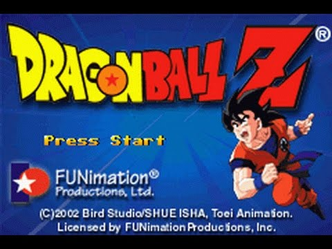 Game Boy Advance Longplay [001] Dragon Ball Z: The Legacy Of Goku