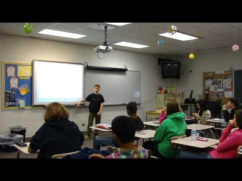 Ethan Brown Performs Mathemagic