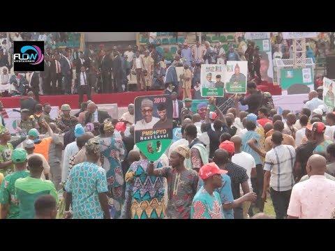 APC OGUN STATE RALLY TURN TO WAR WATCH THE FULL VIDEO thumbnail