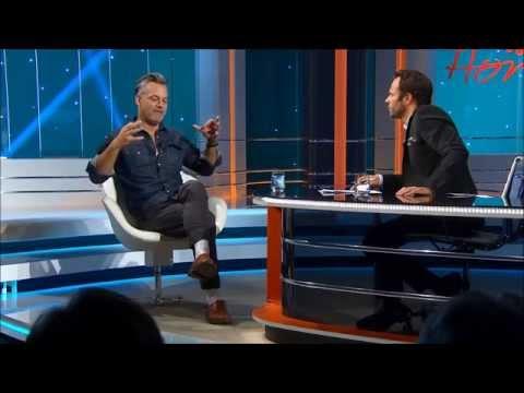 Henrik Schyffert om sin nära relation med Fredrik Lindström – Hellenius hörna (TV4)