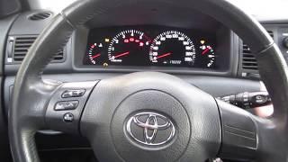Toyota Corolla E12 2005