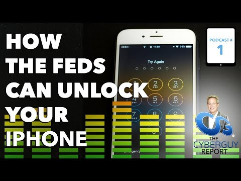 [EP #1] How the Feds Can Unlock Your iPhone