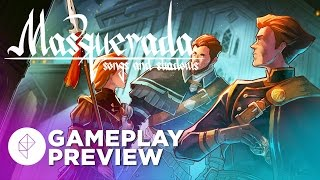 Masquerada: Songs and Shadows - GAMEPLAY Preview