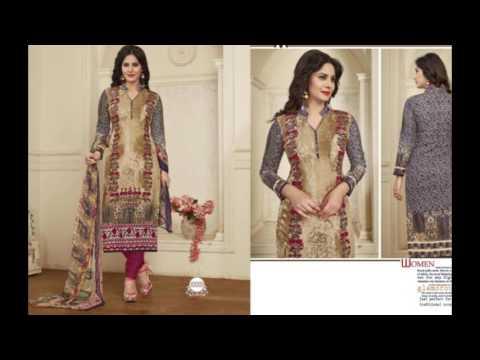 Buy Eliana Printed Catalogue ( No.of pieces - 10 ) -  Surat Textile Bazaar