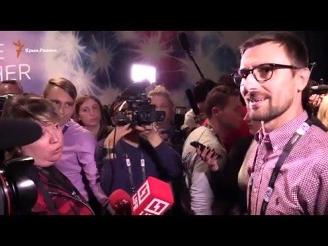Журналистам LifeNews не дали задать вопрос Джамале