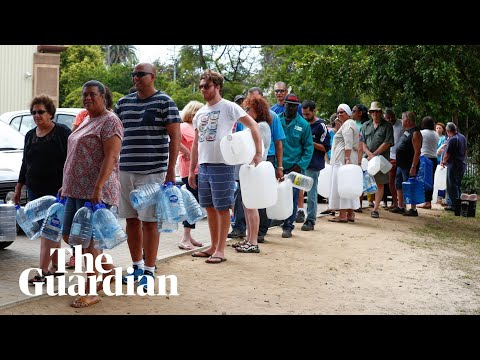 Day Zero: how Cape Town stopped the taps running dry