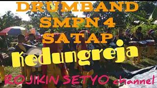 Lungset cover drumband smpn 04 satap Kedungreja Cilacap