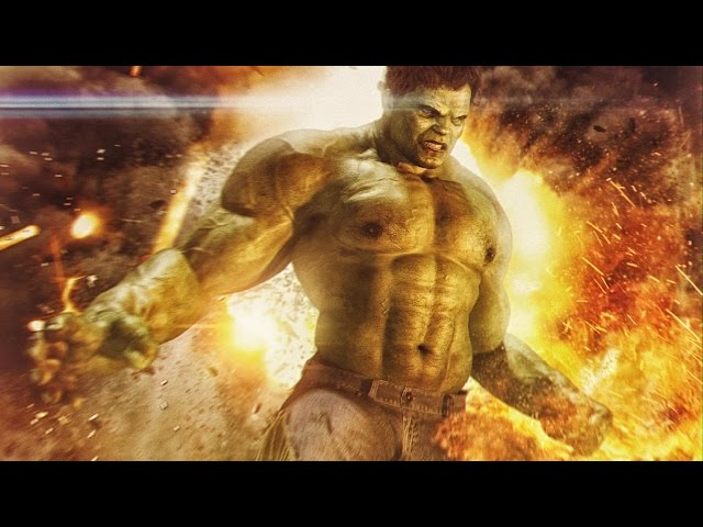 HULK MODE Epic Badass Workout Mo