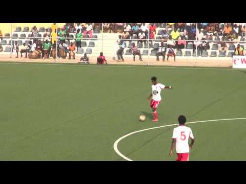 Ghana Premier League - Highlights of Wafa SC  Vs Dreams FC