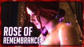Witcher 2: Rose of Remembrance - Geralt and Triss Romance Scene