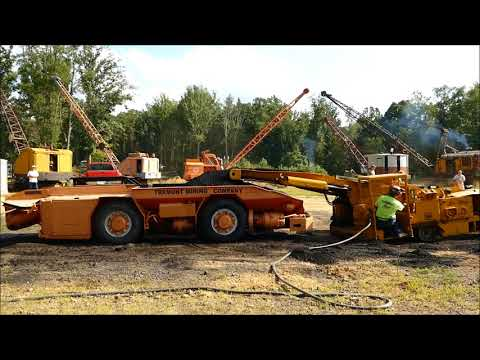 Brownsville Coal Mine progress 2016-2017