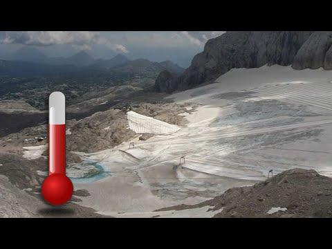 In Rekordzeit: Dachsteingletscher