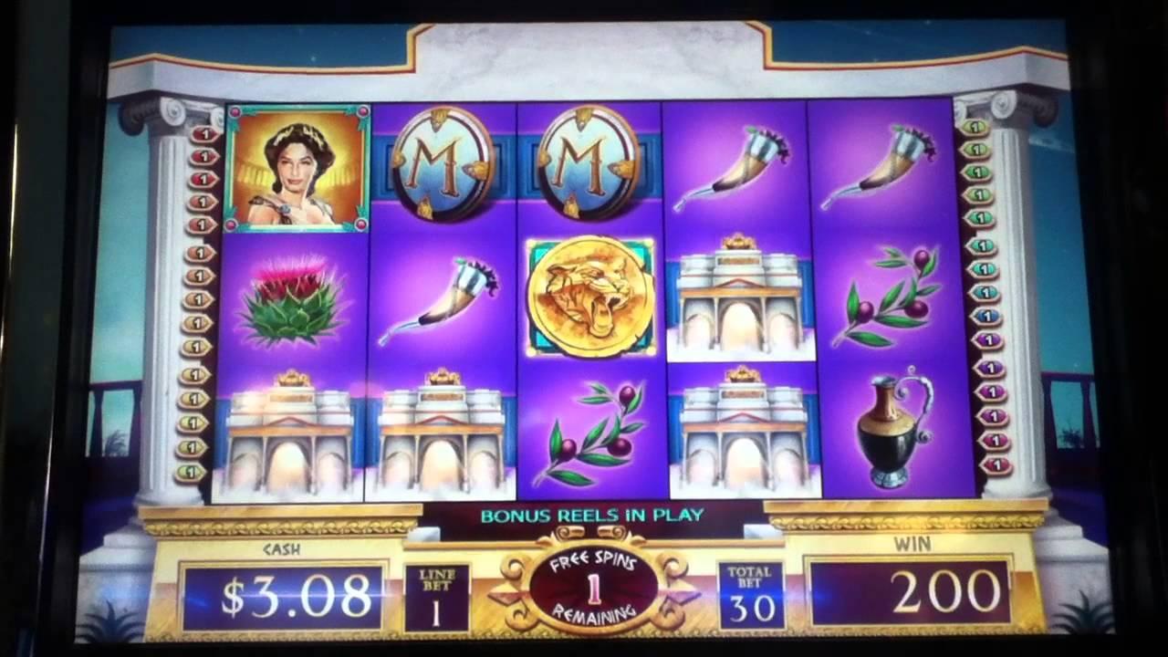 Strip To Win Slot Machine