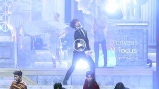 191130 MMA 멜론뮤직어워드   방탄소년단 'Intro+Dionysus' 뷔 직캠 BTS V Focus Fancam [4K]