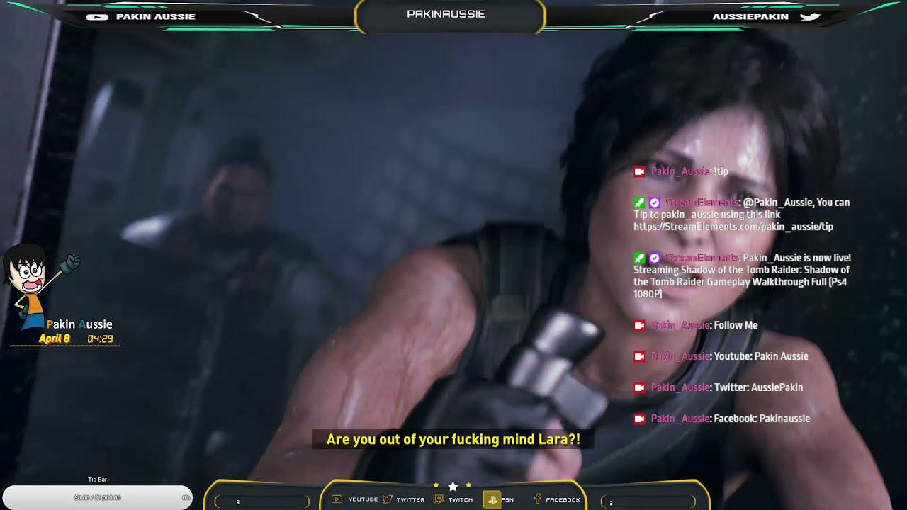 Shadow of the Tomb Raider Gameplay Walkthrough Part 1 [1080p HD] картинки
