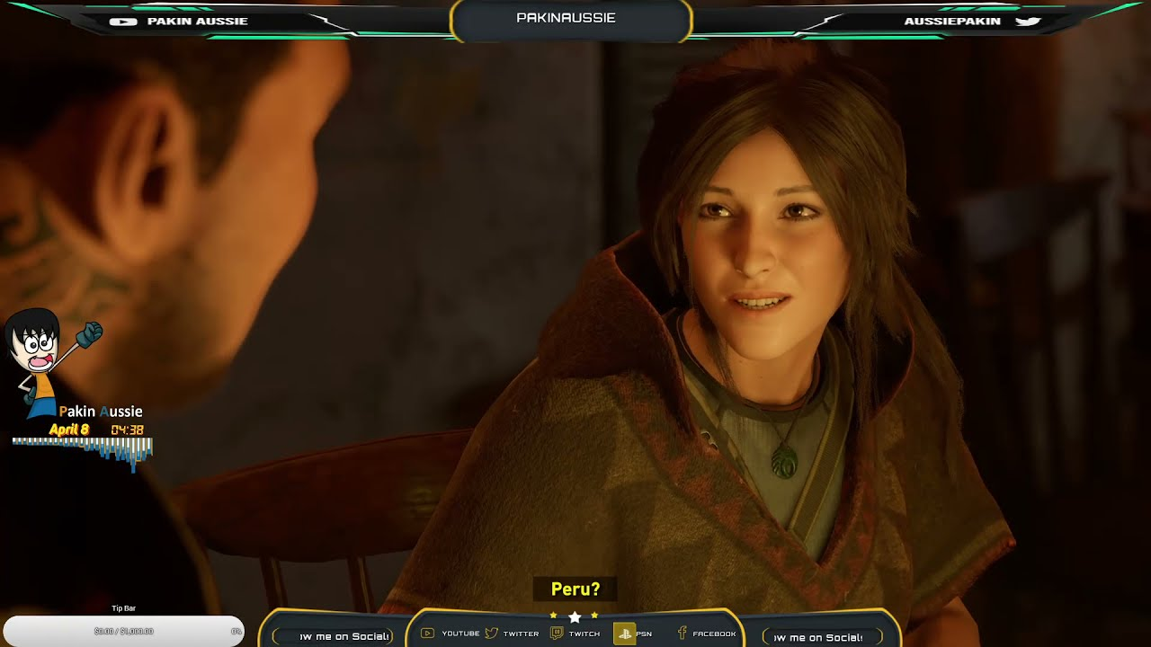Shadow of the Tomb Raider Gameplay Walkthrough Part 1 [1080p HD] фотки