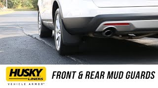 In the Garage™ with Performance Corner®: Husky Liners Front & Rear Mud Guards