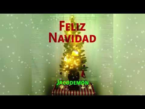 Feliz Navidad Eurobeat Remix Original By José Feliciano   Jacodemon