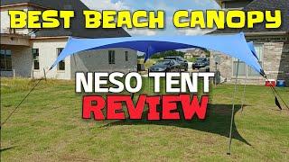 Neso Tents Grande REVIEW 😃👍 BEST TRAVEL CANOPY