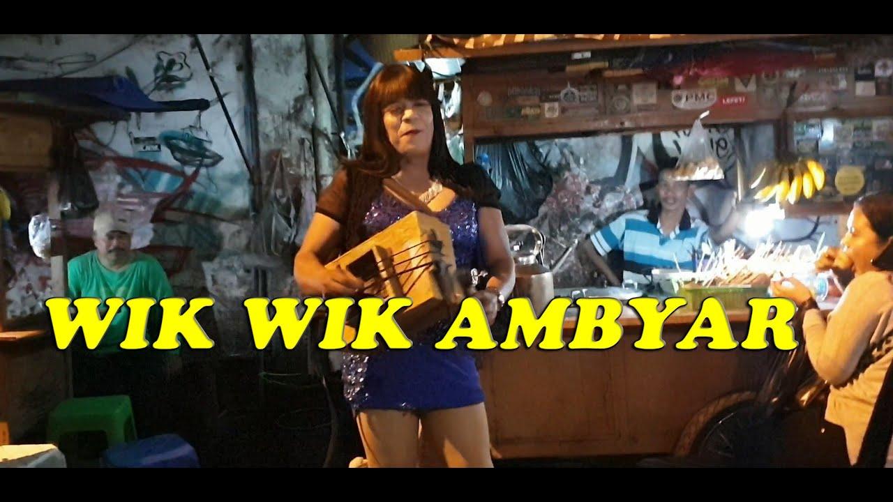 Download Ngakak Pengamen Waria Jogja Wik Wik Wik Wer Ewer Ewer Mp3