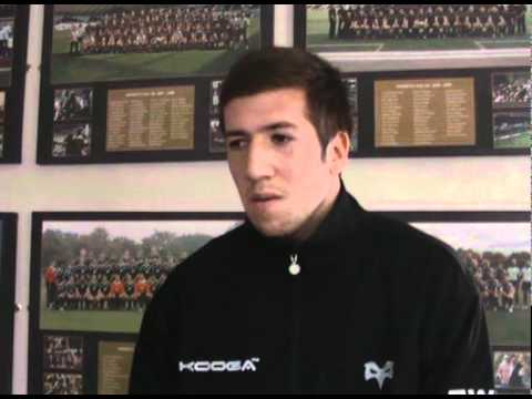 Ospreys TV - Justin Tipuric