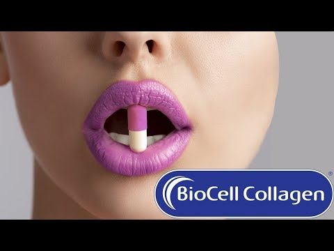Collagen Supplement for Skin, Joint and Connective Tissue Health