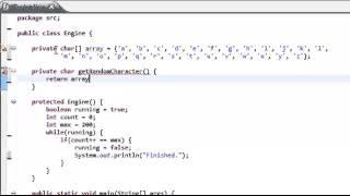 Speed Programming: Random String Generator [Java]