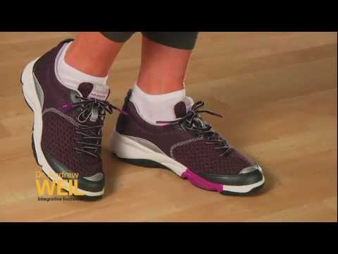 Dr. Weil Rhythm Women's Walking Shoes By Orthaheel