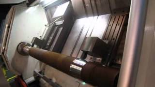 Saginaw Machine Systems STC-350X4 CONQUEROR 4-Axis Twin Turret Horizontal Lathe
