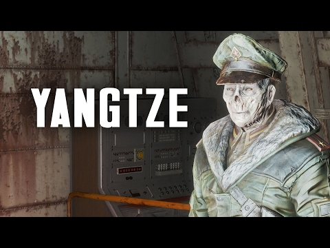 The Full Story of Yangtze-31 Chinese Submarine - Fallout 4 L