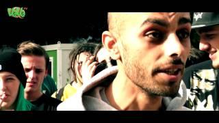 Rap Skillz Makedonija: Negro vs. Laz Vegjas