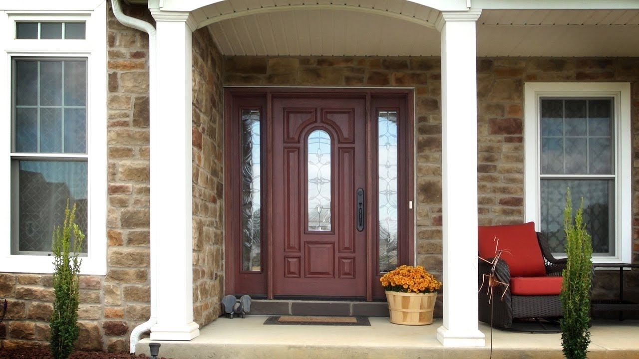How To Choose A Front Door Understanding Exposure Types Reeb