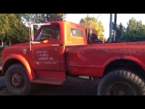 1970 chevy c50 truck parts