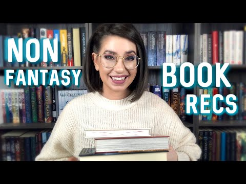 NON-FANTASY BOOK RECOMMENDATIONS